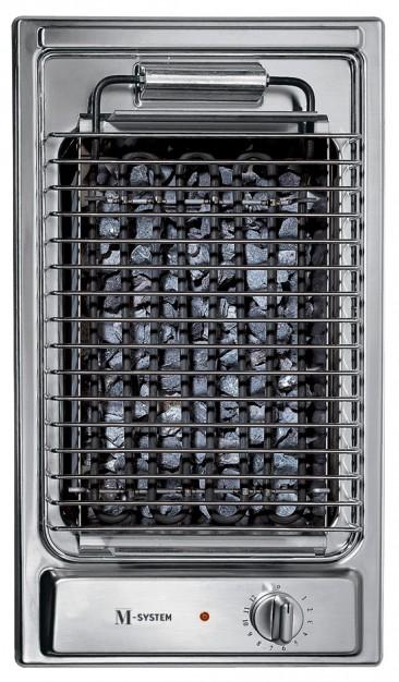 Lavasteen grill 30cm