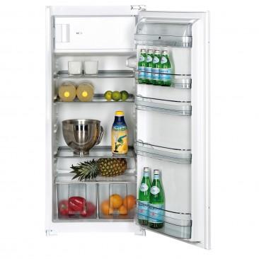 Inbouw koelkast met vriesvak 122 cm