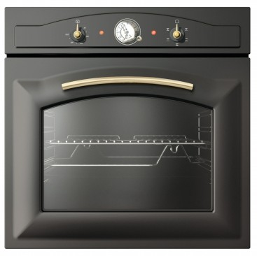 Klassieke multifunctionele oven 60cm