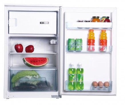 Inbouw koelkast met vriesvak - 88 cm