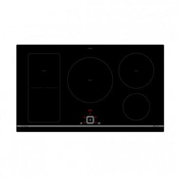 Inductiekookplaat 88 cm met 1 brugzone
